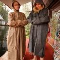 Kolejny skep, tym razem z tkaninami. Ola i Paweł znaleźli szaty szytę na miarę ;p