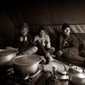Zostaliśmy zaproszeni na czaj przez jednego z wcześniej poznanych indyjskich przewodników