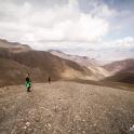 Spacer aklimatyzacyjny w stronę Golep Kangri