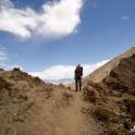 W drugą stronę poszliśmy przez przełęcz
