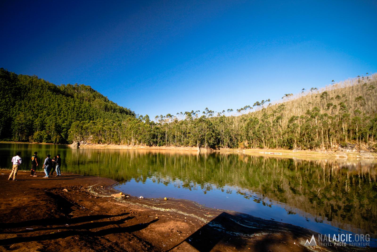 Wycieczka nad jezioro- Echo Point.