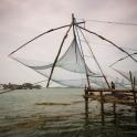Rybacy szykują się do połowów.