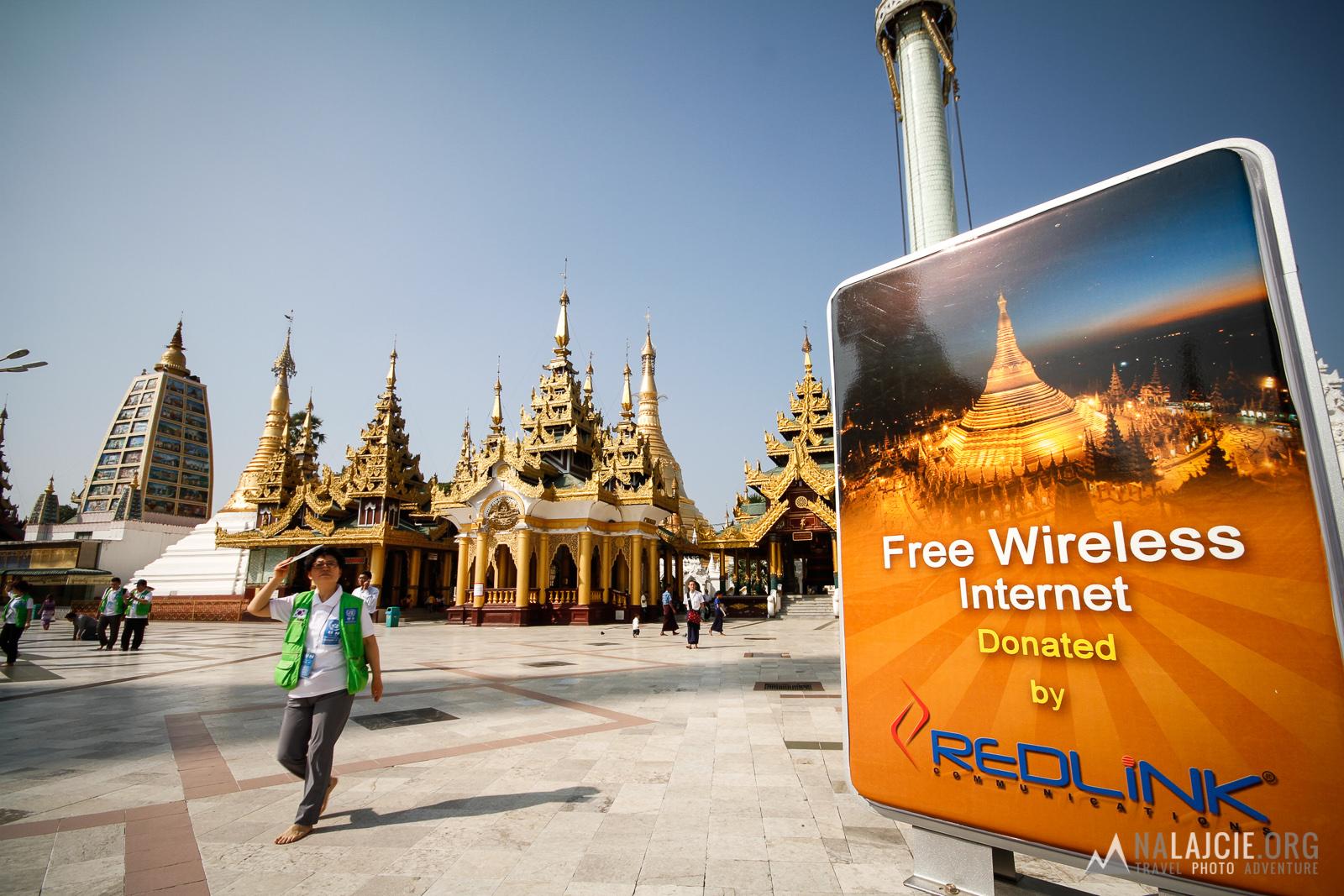 Dla znudzonych - free wifi ;)