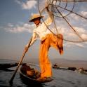 Rybacy  - akrobaci.