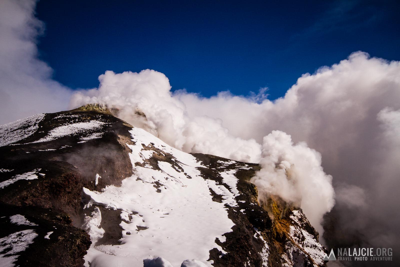 I nasz wulkan