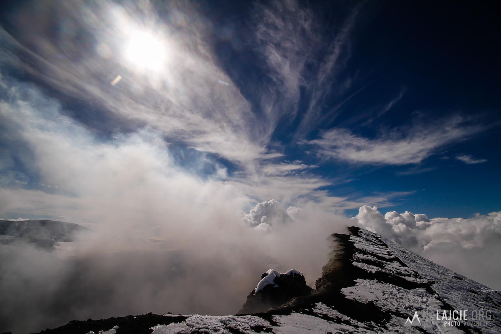 Etna -  3340 m n.p.m