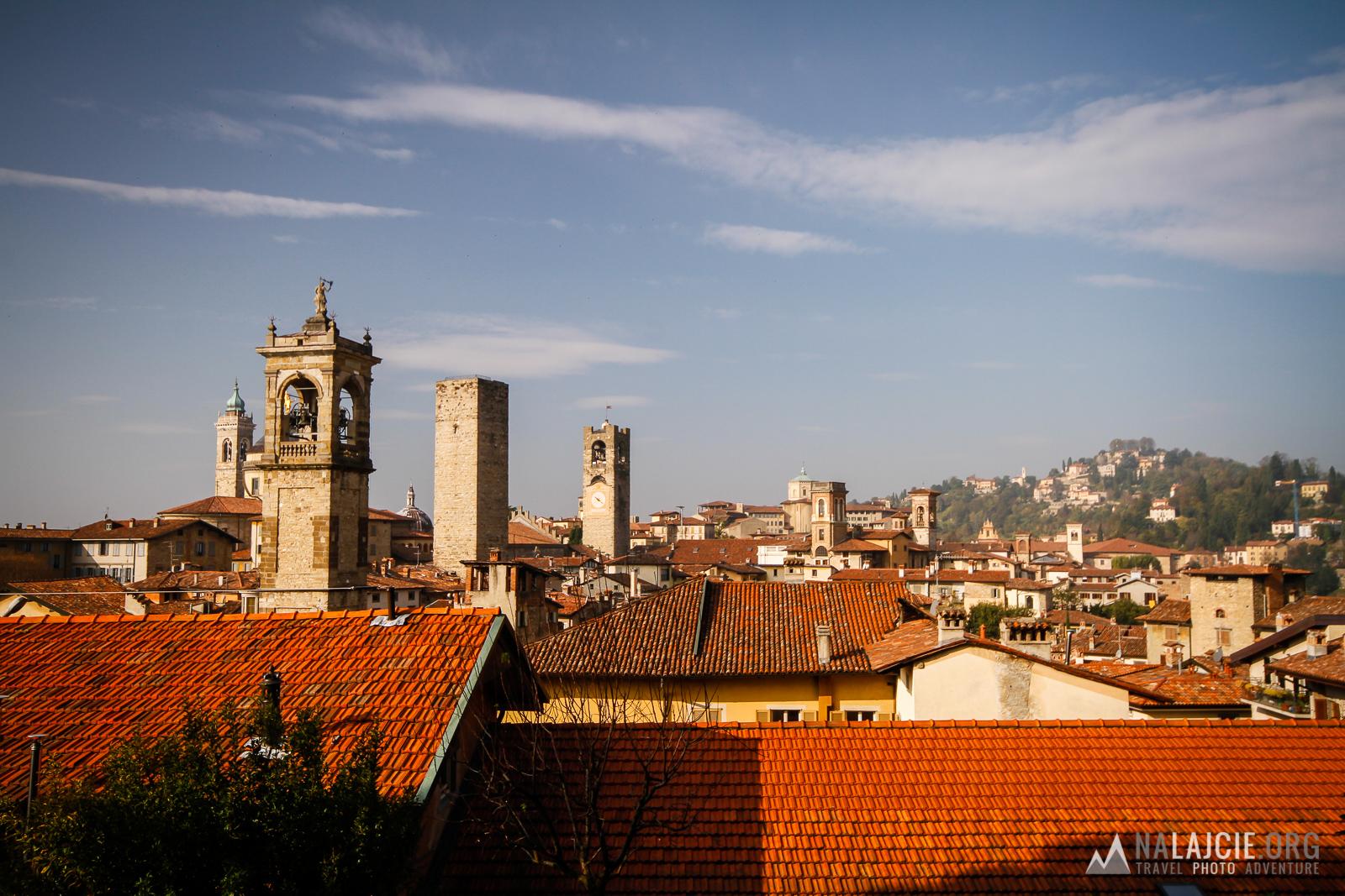 Dachy starego miasta