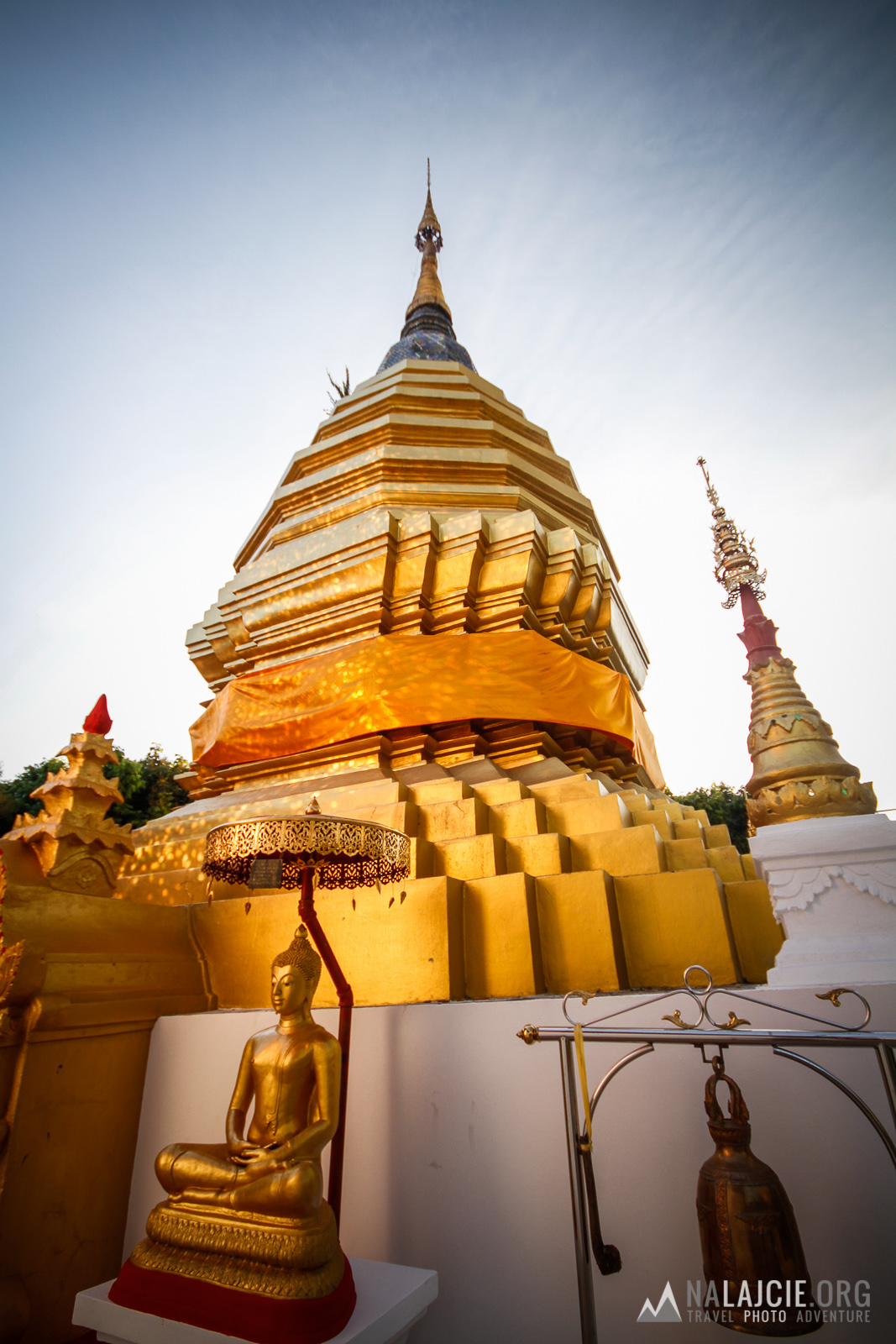 Świątynie Chiang Mai.