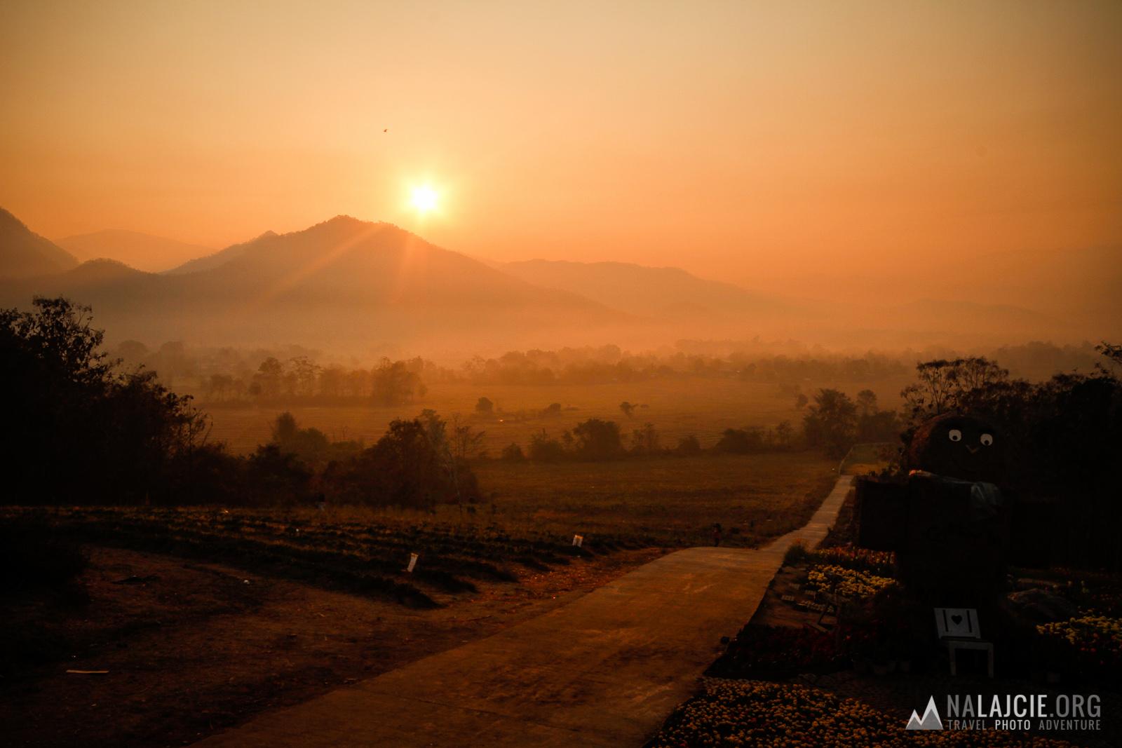 Wracamy do Chiang Mai.