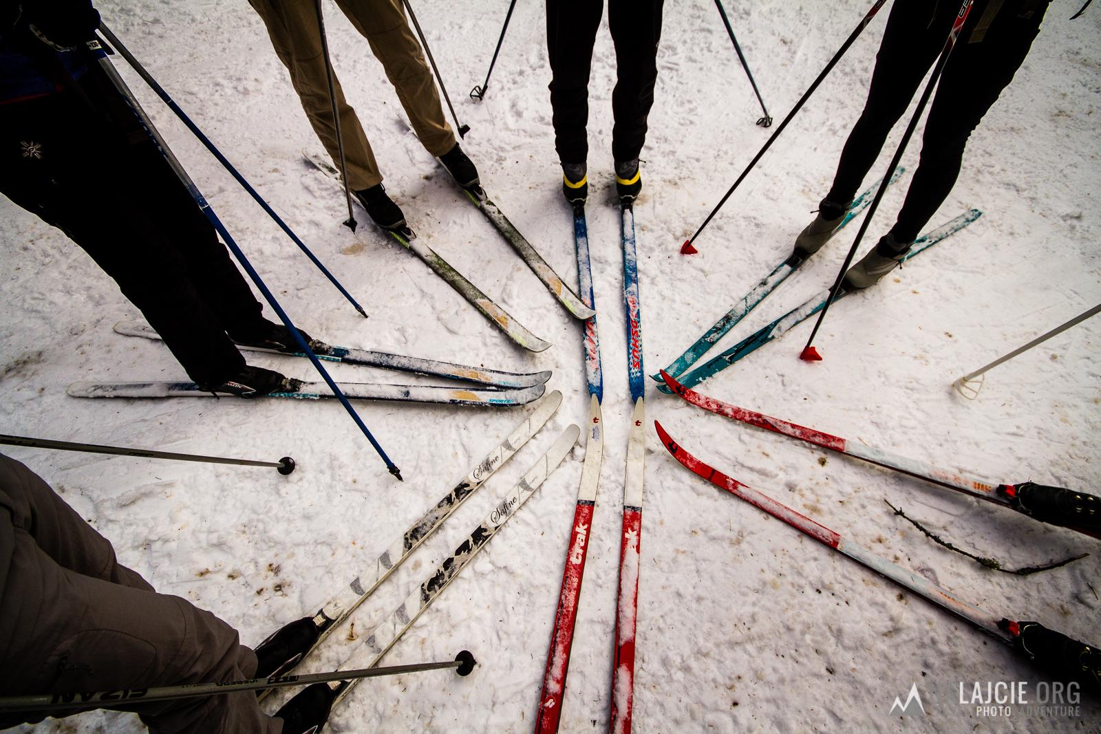 mamy własne kółko narciarskie!