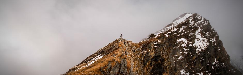 Trekking in Garhwal Himalaya
